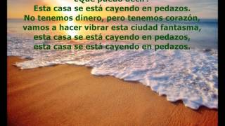 Walk The Moon - Anna Sun [Spanish Lyrics]