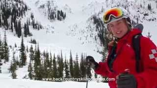 Whitewater Avalanche Conditions Report 7