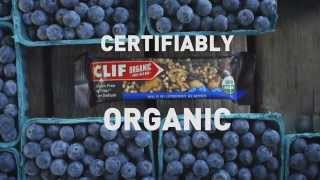 Introducing Clif Organic Trail Mix Bar: Wild Blueberry Almond