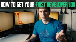 HOW TO GET YOUR FIRST DEVELOPER JOB 💻🖥 ( BOOTCAMP / COLLEGE / SELFTAUGHT) MY NEW DISCORD