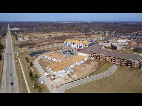 ProHealth Care Regency - New Berlin Drone Video 4.7.18
