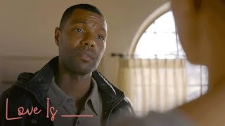 Yasir's Vulnerable Moment with Nuri Is Interrupted | Love Is___ | Oprah Winfrey Network