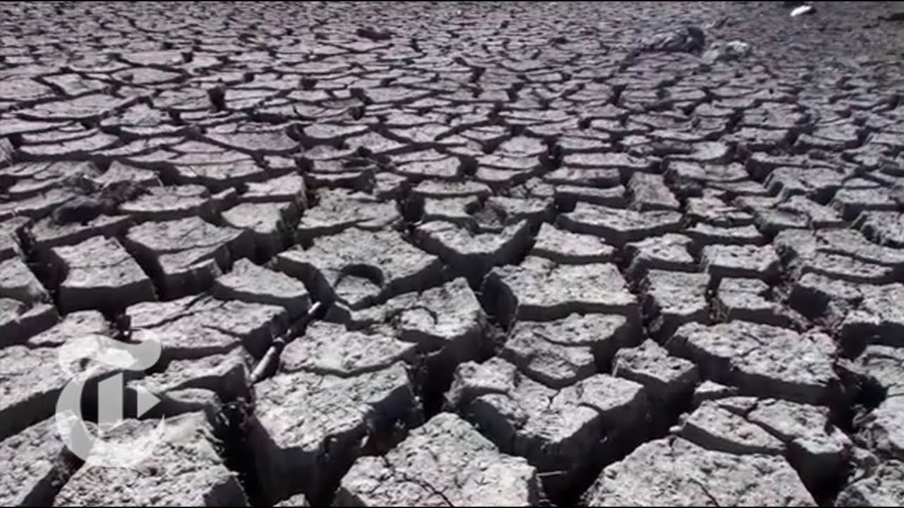 California's Extreme Drought, Explained | The New York ...