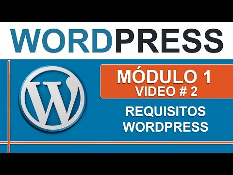 Requisitos para la instalación de Wordpress