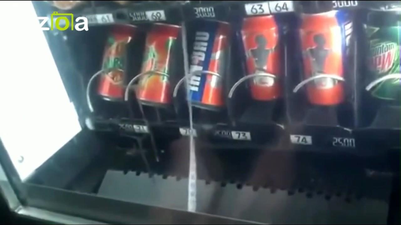 Getränkeautomat Hack