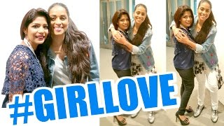 vlog it s a girl thing live singapore  superwoman followed me   girllove   superprincessjo