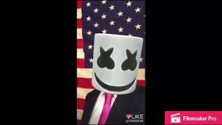 Marshmello loves Rebel State Sovereign (Fake News)