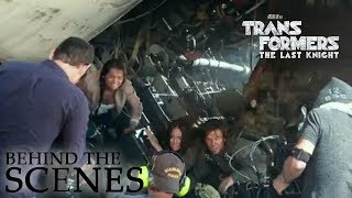 TRANSFORMERS: THE LAST KNIGHT   Mark   Official Behind the Scenes