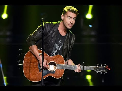 Nick Fradiani Live 'Forever Young' Rod Stewart Cover
