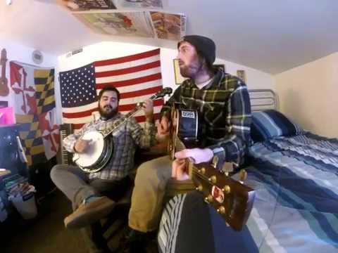 The Felice Brothers - Whiskey in My Whiskey (acoustic cover ft. Pappy)