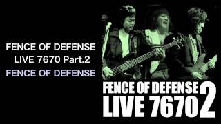 iTunes Store▷http://bit.ly/aXXVxV FENCE OF DEFENSE 珠玉の名曲が帰っ...