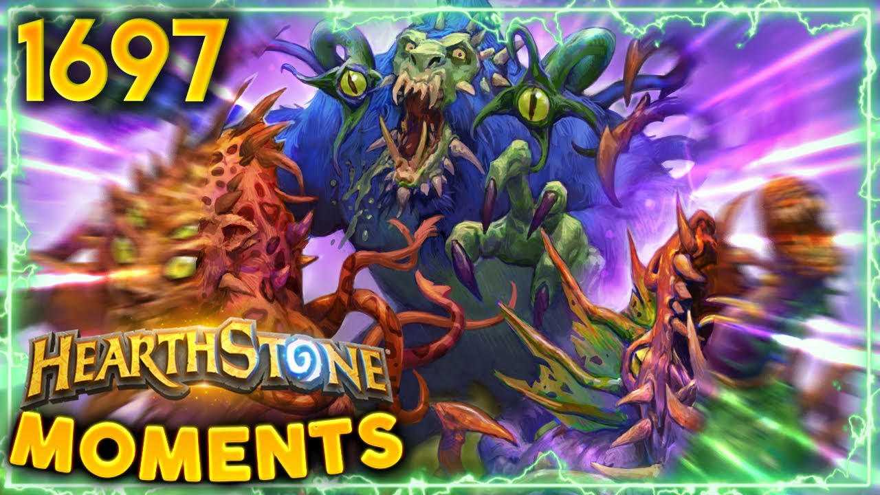 I Can't Believe This Happened In Legend... | Hearthstone Daily Moments Ep.1697