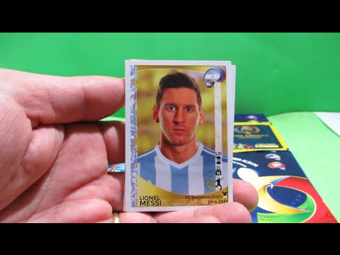 Sticker Album America Cup 2016 Panini - Album Copa América 2016 Panini - Futebol - Soccer - Fútbol
