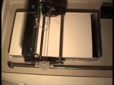 3D Powder Printer