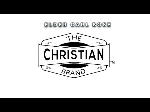 The Christian Brand-Carl Bose- 2017-10-14