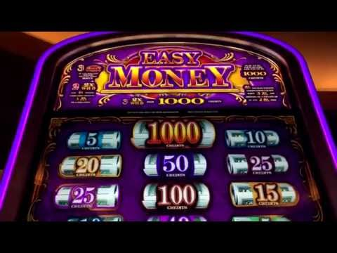 Easy money slot machine barcrest roulette history number