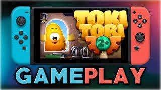 Toki Tori 2+ Nintendo Switch Edition | First 10 Minutes