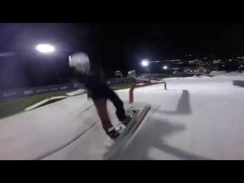 Nathan Jenkins Snowflex Edit