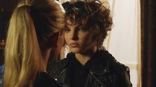 Selina Kyle | BatCat reunite + meeting Silver [Gotham 2x07] 1 / 3