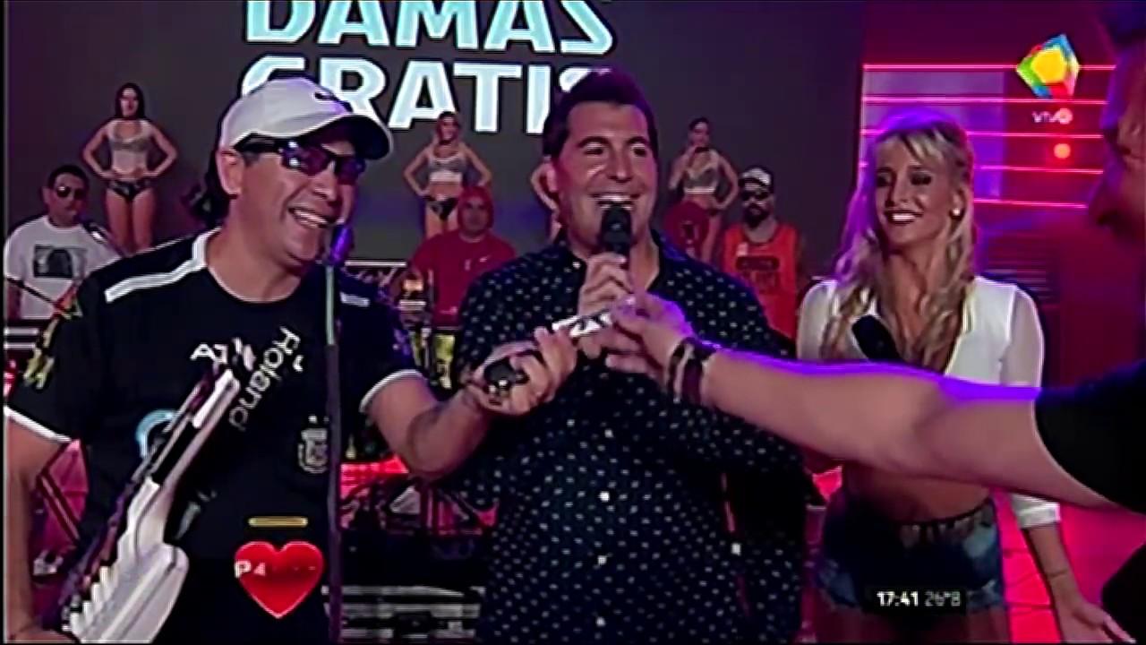 DAMAS GRATIS en vivo PASION DE SABADO 1 DE ABRIL 2017 HD 🎹🎺🎤🔫💣