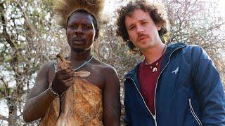 Pasé un día con una tribu de cazadores africanos | ¿Cómo viven? | Hadzabes - Tanzania