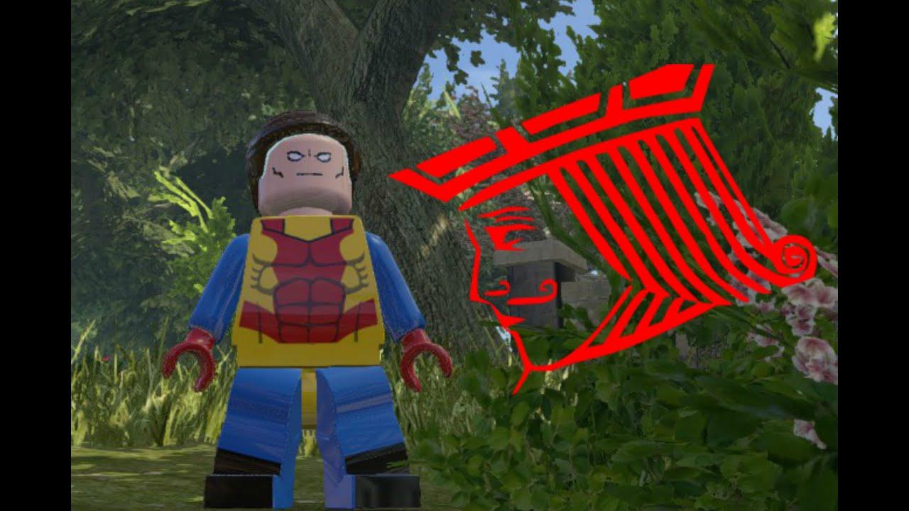 LEGO Marvel Jack of Hearts