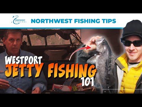 Westport Jetty Fishing 101 (includes Gear Info)