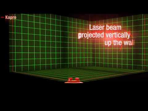 Лазерен нивелир KAPRO 891 Prolaser #rHXCIhX5V4w
