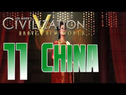Civilization 5 Brave New World as China | Episode 11 | Ethiopia Attacks