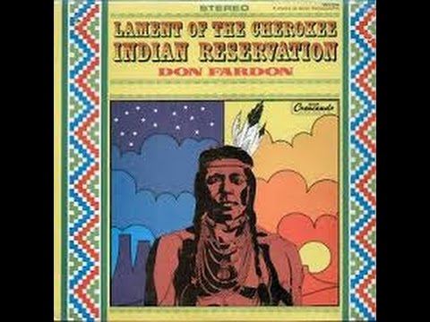 Don Fardon  -  Indian reservation