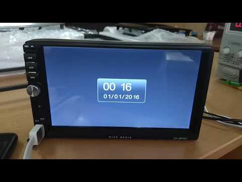 WideMedia DV-JM7021 2din