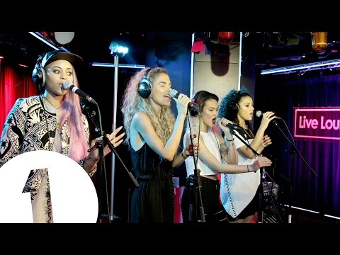 Neon Jungle cover X Ambassadors' & Jamie N Commons' Jungle ft Jay-Z in the Live Lounge