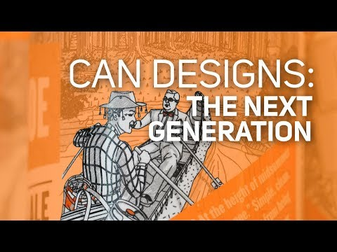 Carton Brewing's Can Designs for the Next Generation | BeerAdvocate Magazine #127