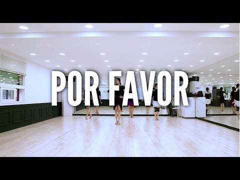 Por Favor - Line Dance