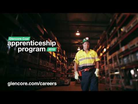 Glencore Coal Apprenticeship Program 2019 –Meet Mark Lydon