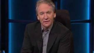 Bill Maher - Anti-Pharma Rant