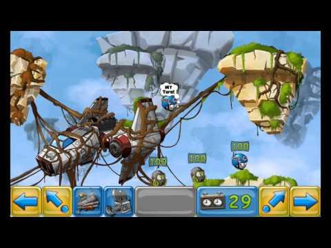 Игры по Bluetooth на андройд Warlings