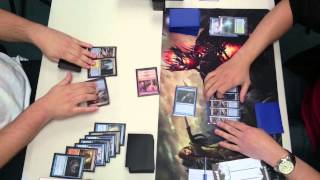 Spellbound Games - MTG Modern PPTQ 2016 Auckland (Dale vs Anthony)