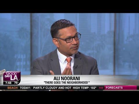 Ali Noorani on Good Day LA on 9/4/17