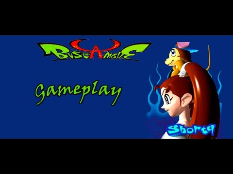 Bust a Move 2 (Bust a groove 2) Shorty gameplay