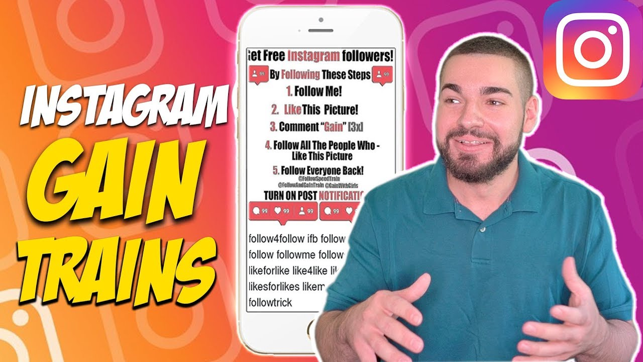 Gain 1,000 Followers A Hour With Instagram