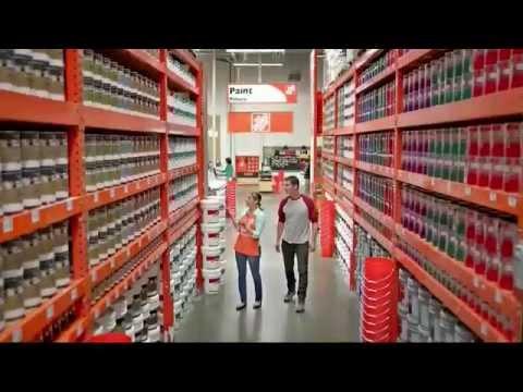 TV Spot - The Home Depot - Behr Premium Plus Ultra - More Saving More Doing