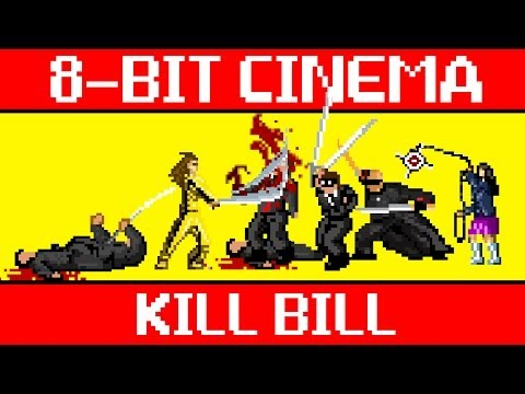 """Kill Bill"" Makes A Perfect 8-Bit Sidescroller"