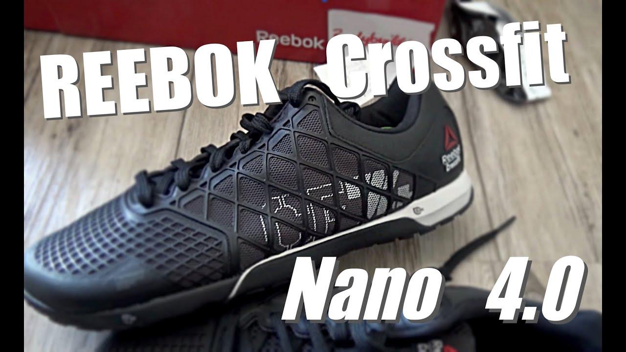 Reebok Crossfit Nano 4.0 Der Perfekte Schuh? Erster Eindruck