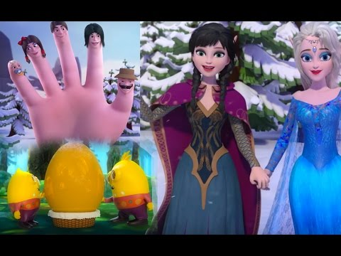 Thumbnail: Funny Frozen Land & Easter Adventure Video Collection | Nursery Rhymes