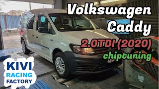 Kivi Racing Factory - Volkswagen Caddy 2.0TDI