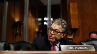 Woman accuses Al Franken of groping, kissing her without consent thumbnail
