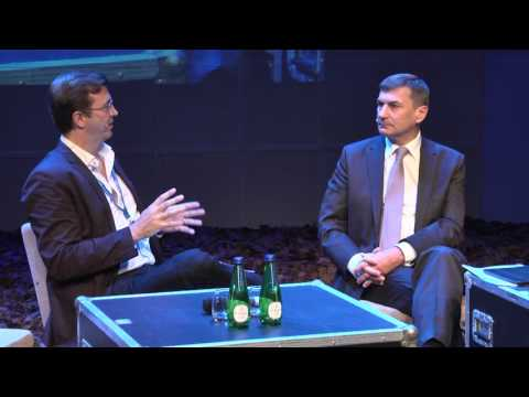 EFFT15 Fireside chat: Matt Mueller & VP of European Commission, Digital Single Market, Andrus Ansip