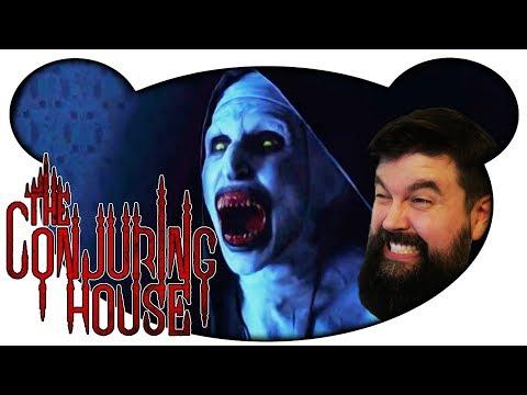 The Conjuring House #19 - Kurz vorm Herzinfarkt! (Gameplay Deutsch Facecam Horror)