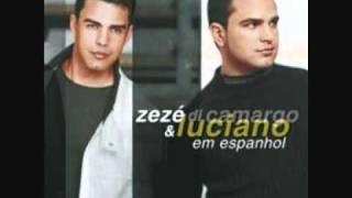 Basta-(Pare)- Zezé Di Camargo e Luciano em Espanhol.